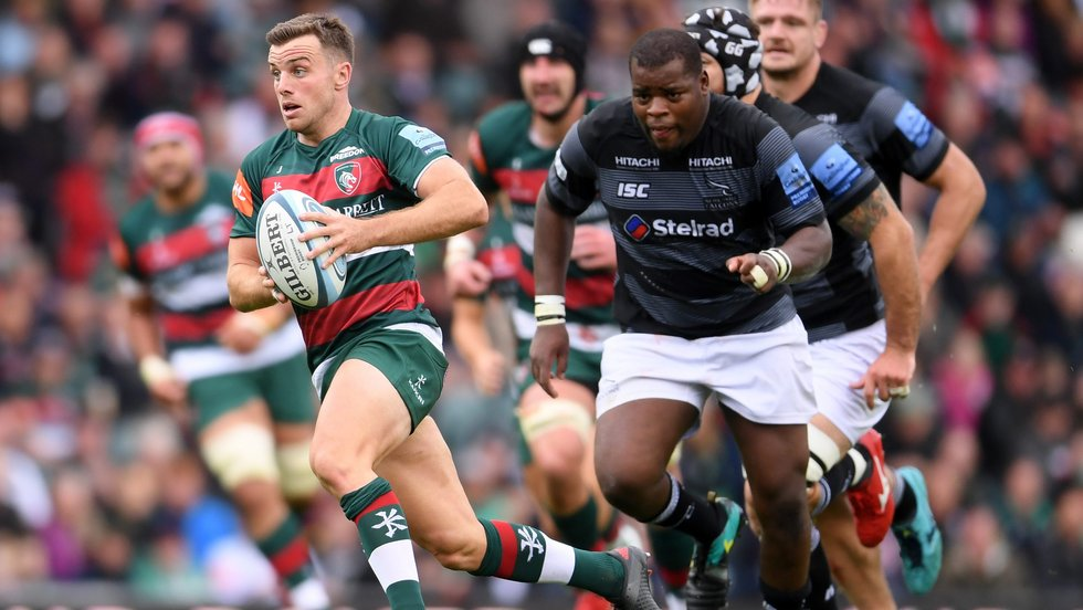 8195856fcf0 Leicester Tigers v Newcastle Falcons (Gallagher Premiership Rugby) -  Saturday, September 8, kick-off 3pm | Leicester Tigers