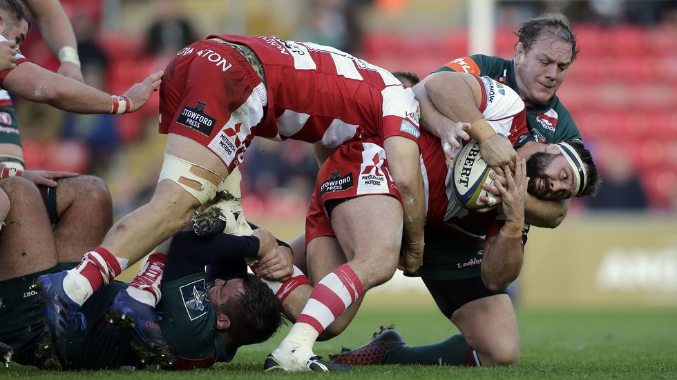 Pat Cilliers returns at prop for the home game against Worcester Warriors