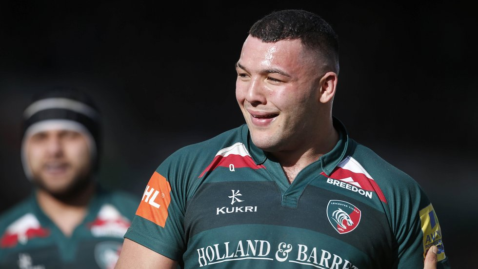 Ellis Genge is named in the front row in the BT Sport Dream Team