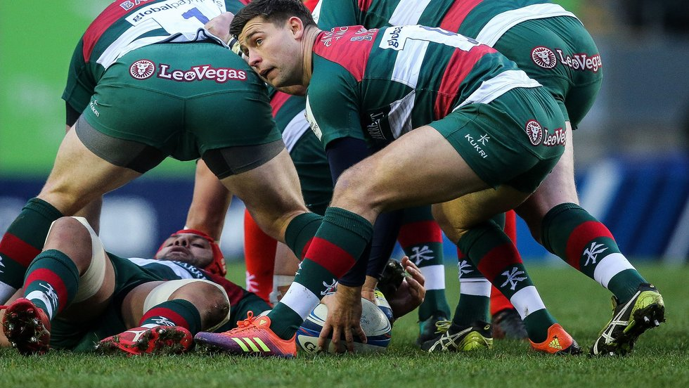 Ben Youngs is among the most experienced internationals in the England squad