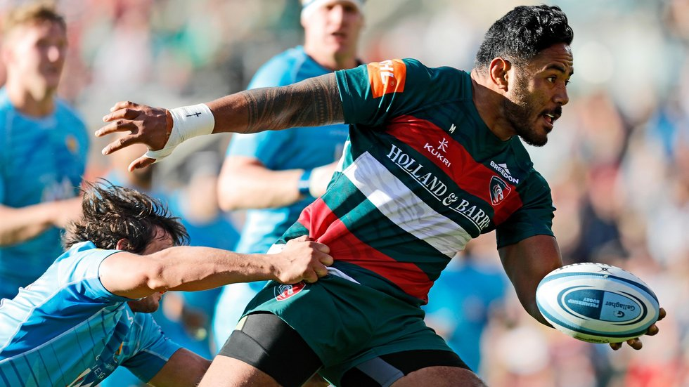 Manu Tuilagi returns to an England shirt this weekend for the first time since 2016