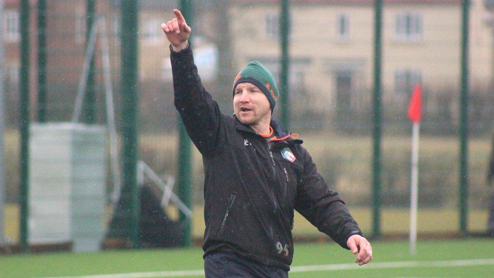 Academy Manager: Dave Wilks