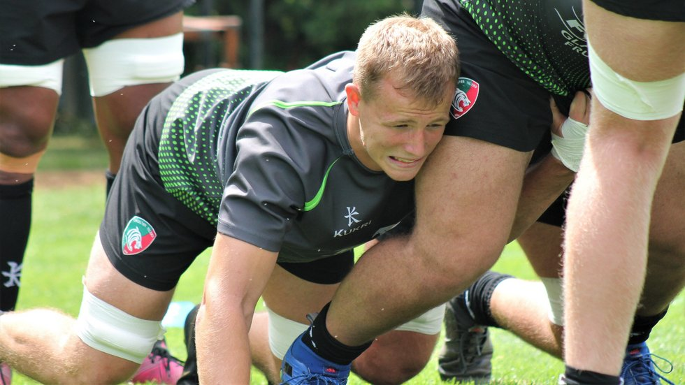 Development squad back-rower Henri Lavin opens the season in the Sevens this weekend
