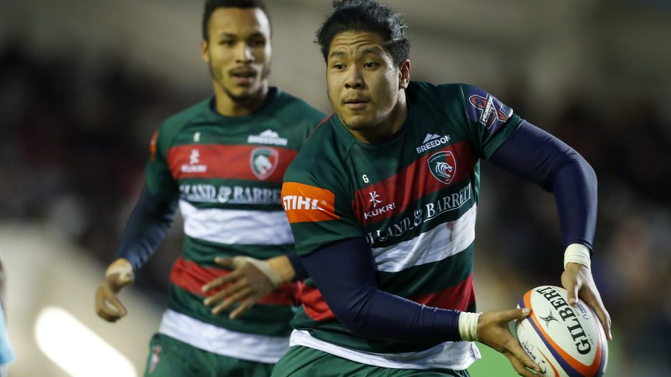 Jordan Olowofela and Fred Tuilagi have added to their experience in the Cup fixtures