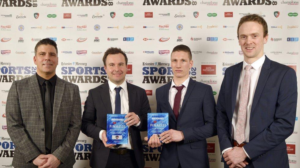 Photos courtesy of Leicester Mercury