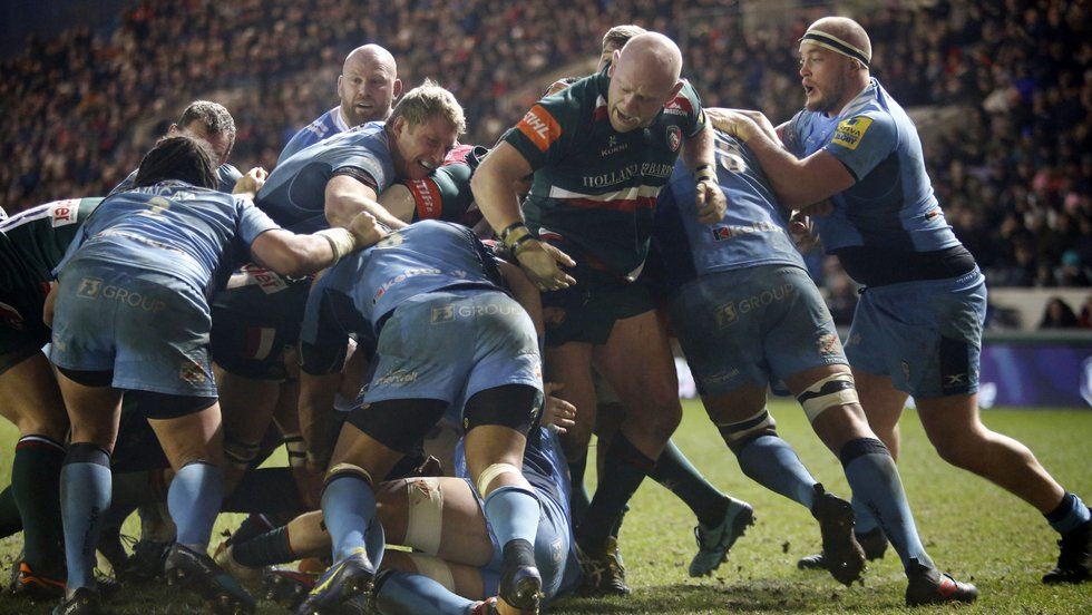 Dan Cole is with the England squad preparing for the opening game of the Six Nations