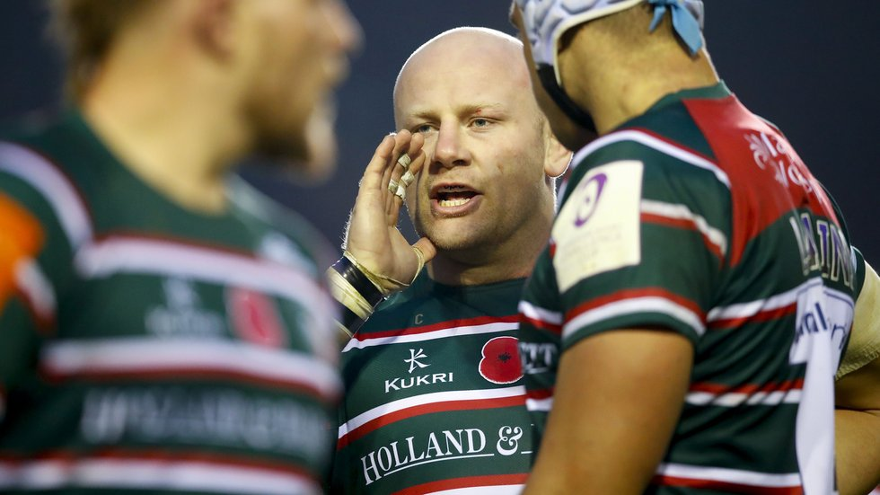 Academy graduates need only look at Dan Cole to see what is possible in their own rugby careers