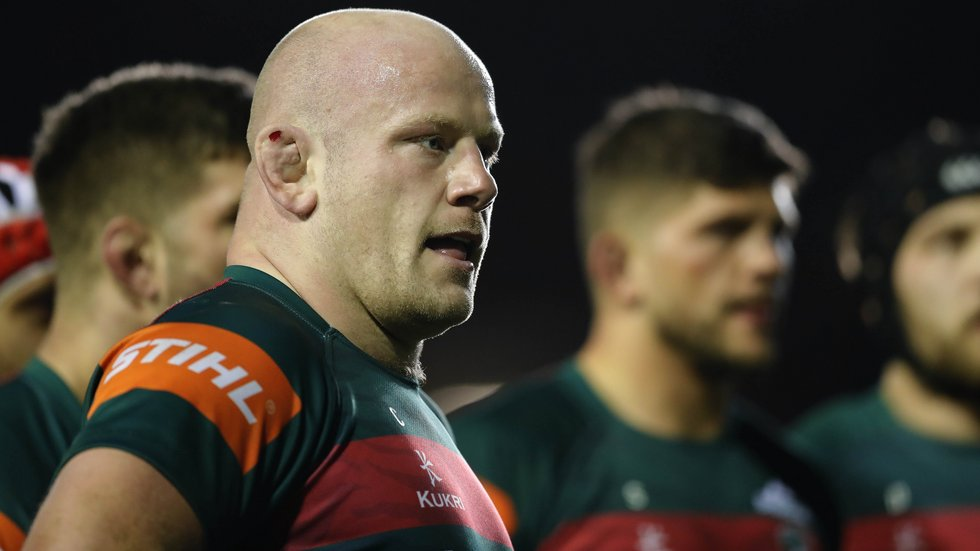 Dan Cole is named among the front-row options for England against Italy this weekend