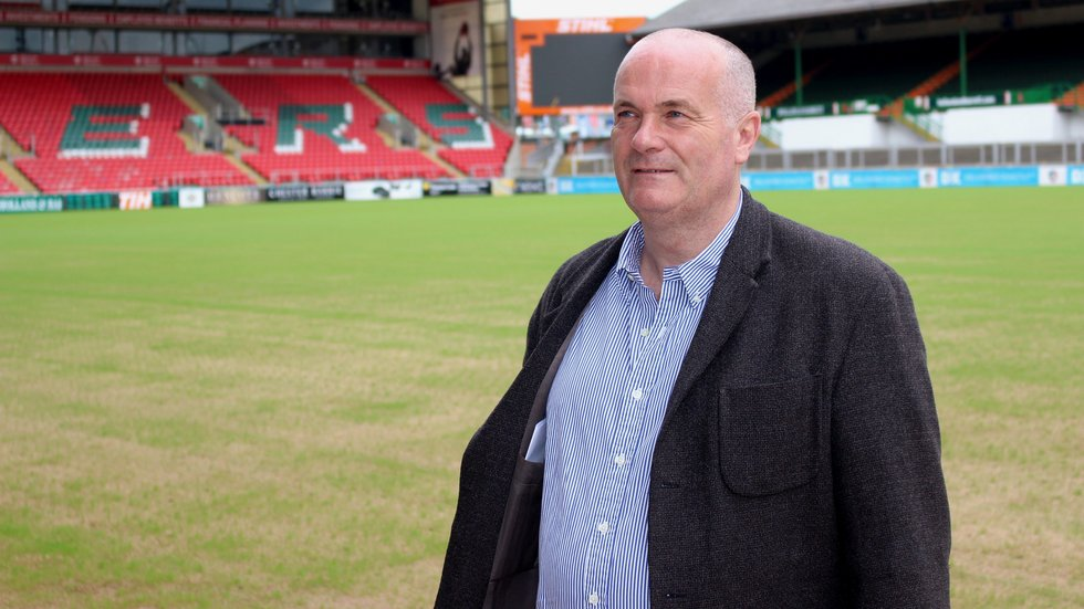 Head of Performance Pathway and Talent Identification: Ged Glynn