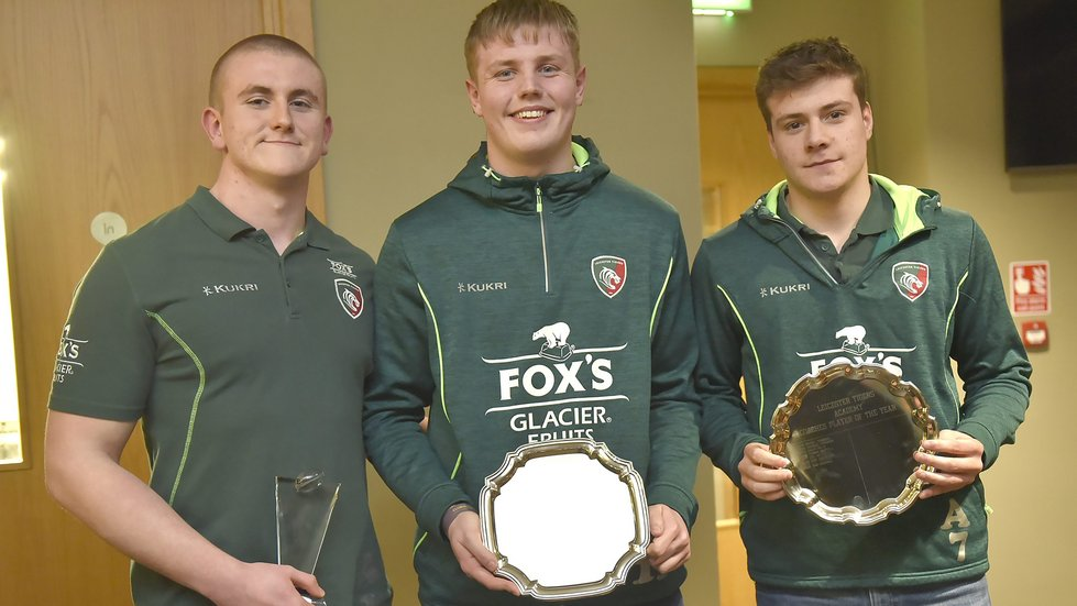 The award winners were recognised in the presentations in the Clubhouse Lounge on Saturday