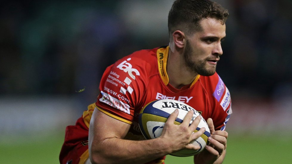 Joe Thomas has played for the Ospreys and the Dragons in Welsh rugby