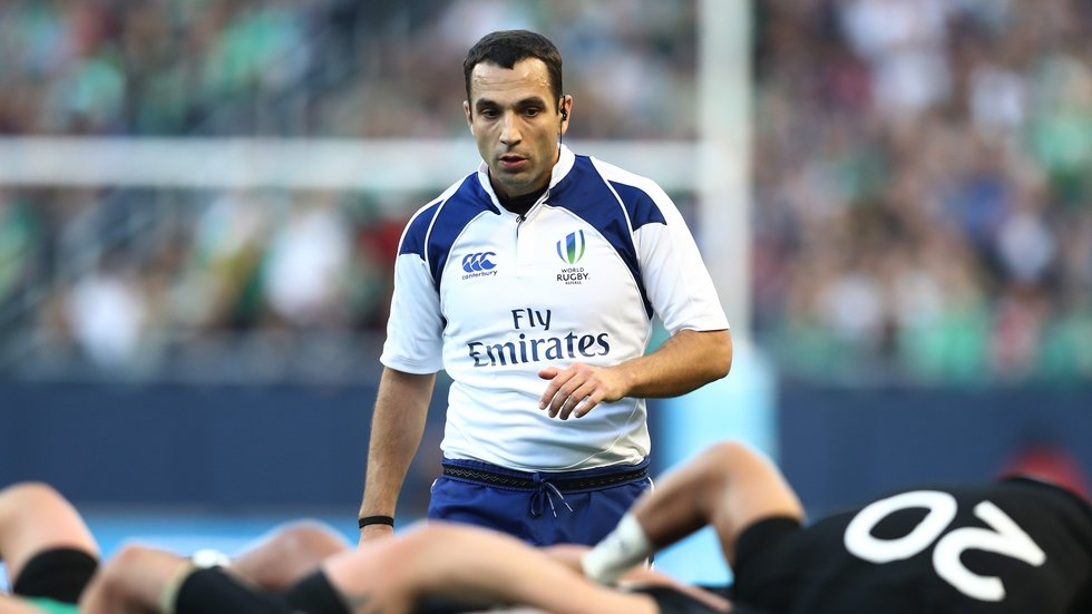 Mathieu Raynal will take charge of Tigers' home European Champions Cup game against Munster Rugby