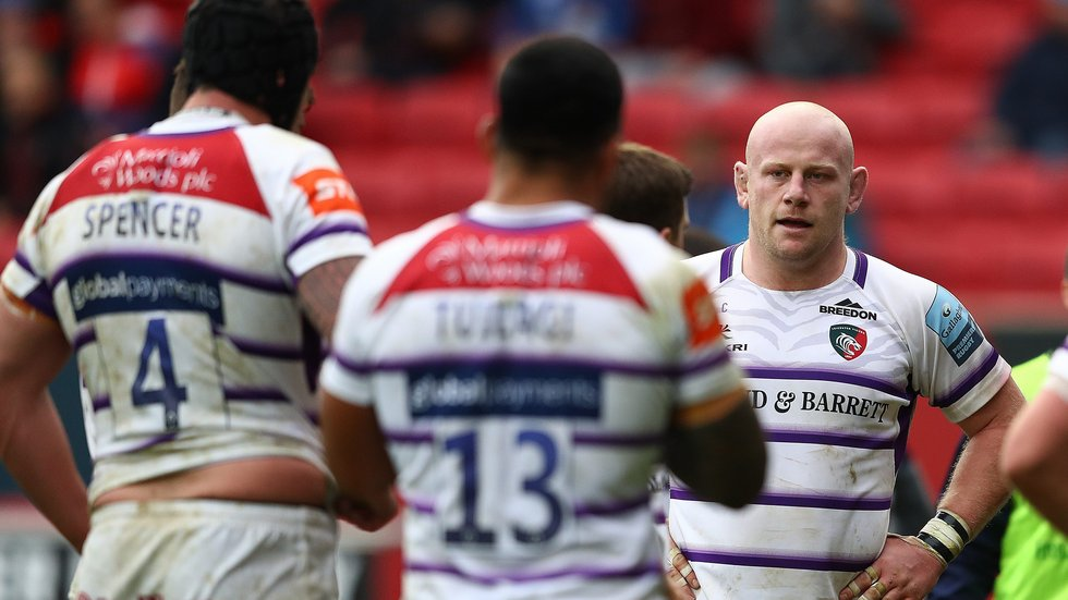 Dan Cole will anchor the Tigers scrum at Sixways this weekend