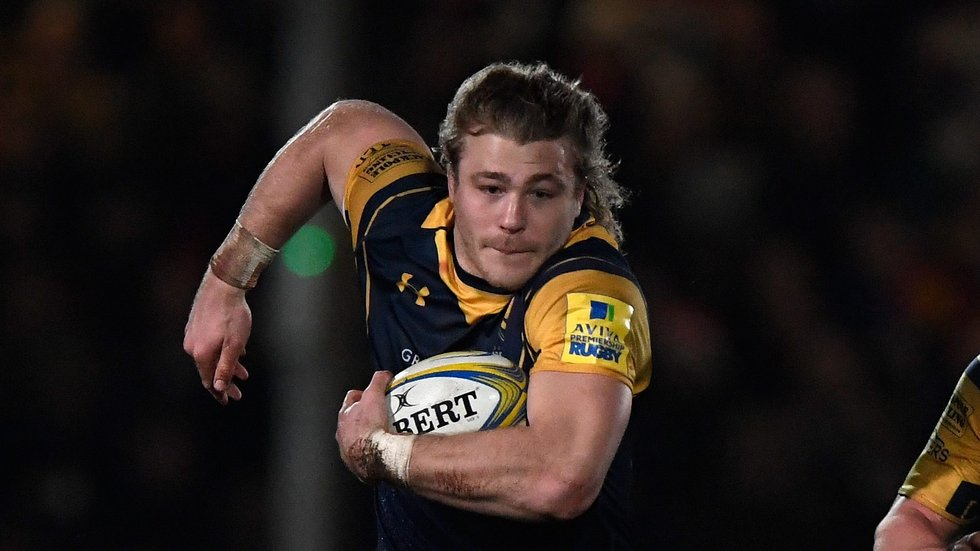 Leicester Tigers-bound David Denton starts for Scotland against Canada