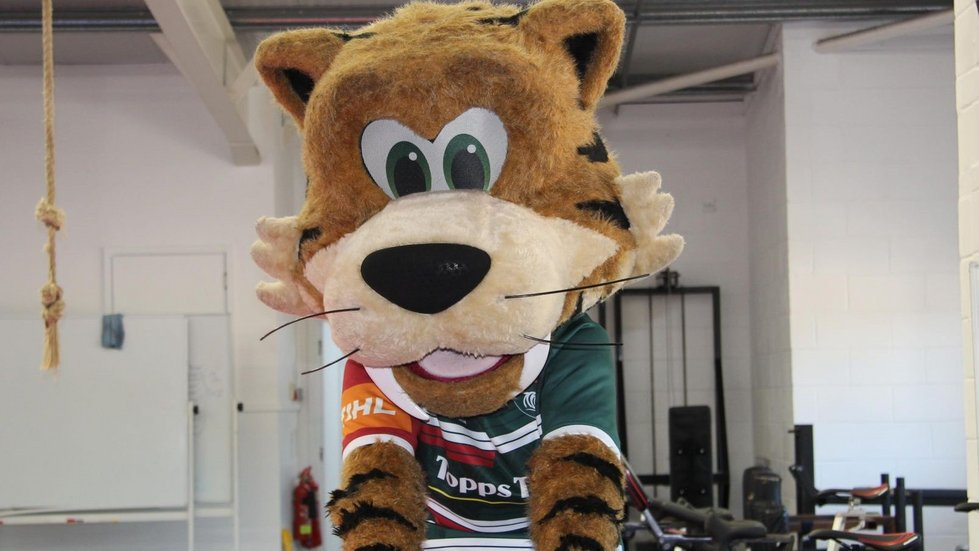 Welford is in training to take part in the London Marathon next month