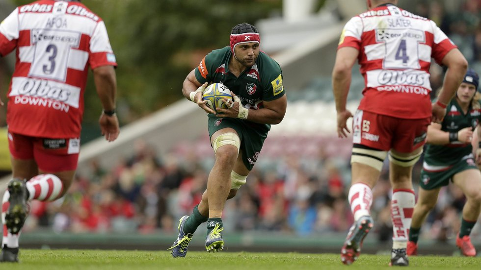 Sione Kalamafoni made more carries and more tackles than any other Tigers player this season