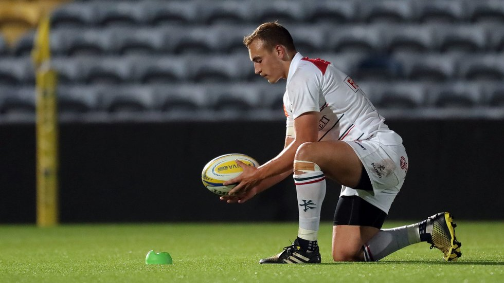 Tom Hardwick starts in the midfield for England's opening game of the Championship