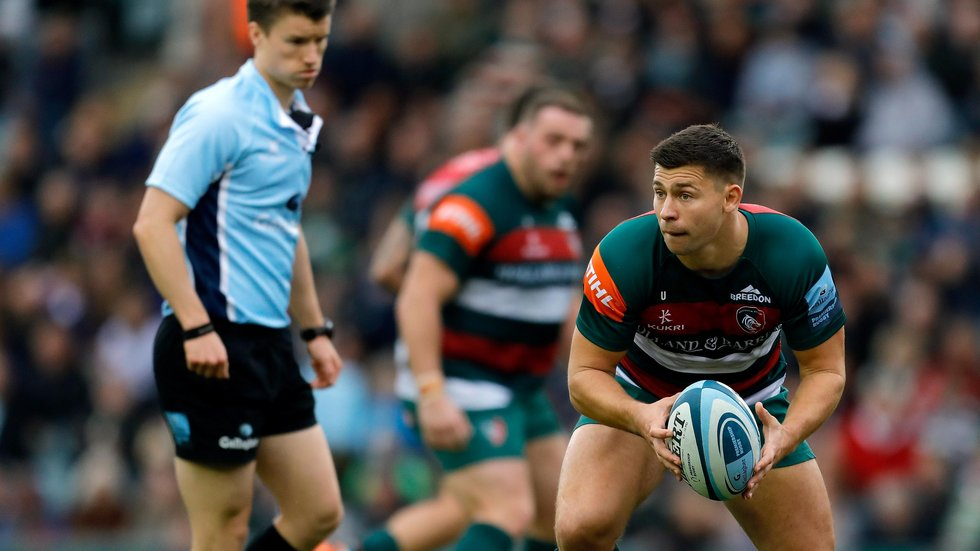 Ben Youngs has started both of the autumn Tests so far in the England No9 shirt