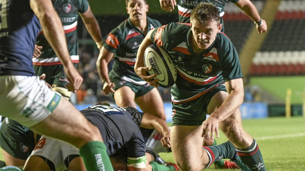 Scrum-half Ben White is among the young players to agree new contract terms with Tigers