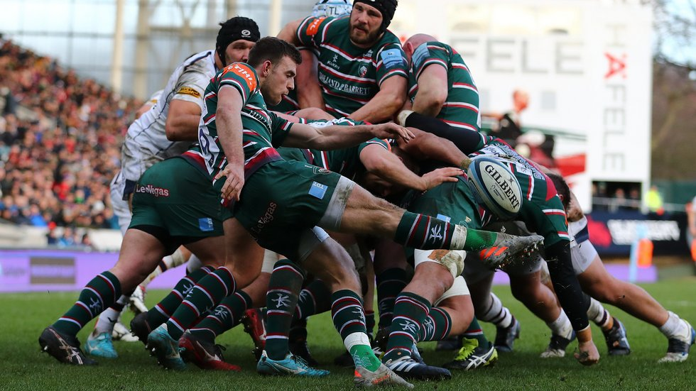 Image result for leicester tigers v worcester warriors