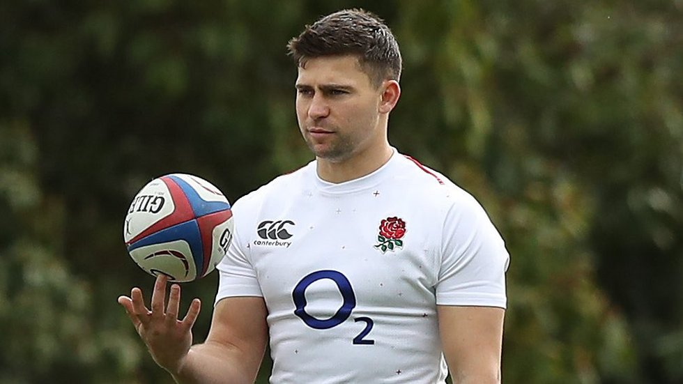 England train as Eddie Jones prepares to name team to face Scotland