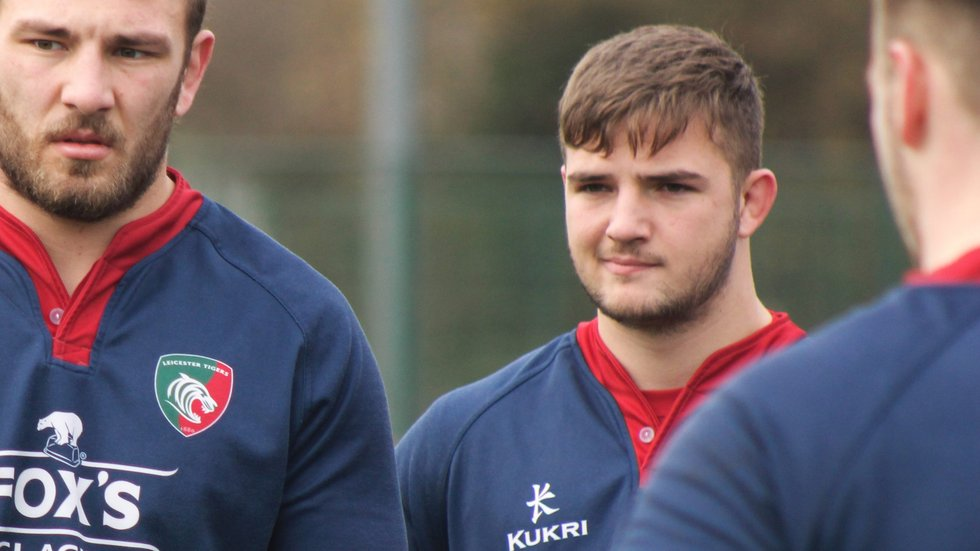 back-rower Taylor Gough has received a call-up to the England Under-20s squad