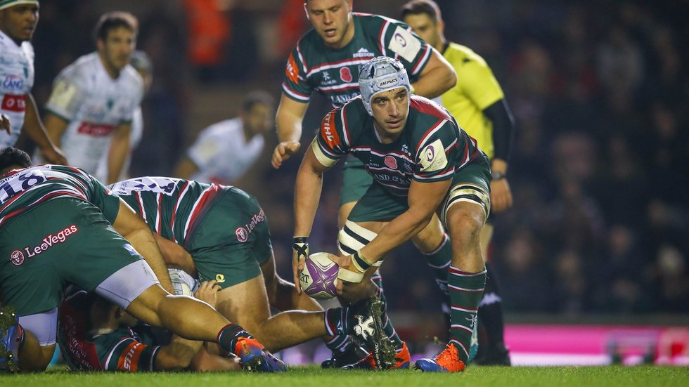 Tomas Lavanini starts in the second row as Tigers go to Cardiff