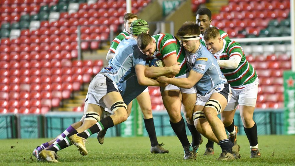 Tigers front-rower James Whitcombe adds Under-19 honours to Under-18 caps