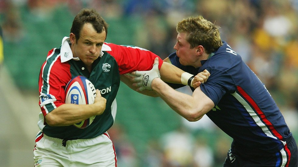 Austin Healey is one of the greatest of the all-round talents in the club's recent history