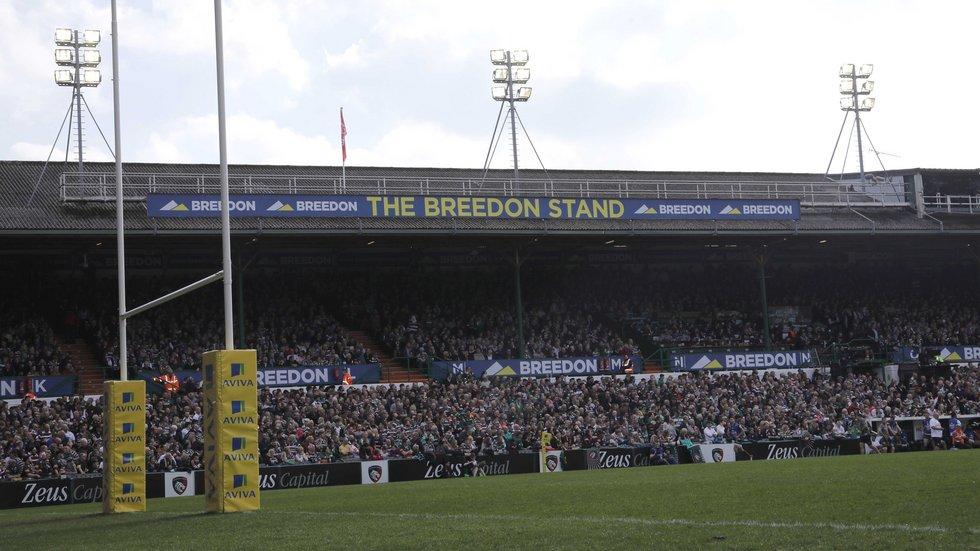 Another big crowd will watch Tigers against Falcons in a crucial league game at Welford Road on Friday
