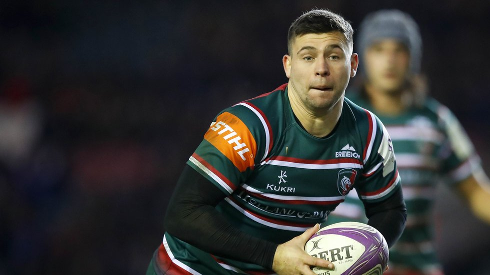 Ben Youngs followed his dad Nick into the scrum-half jersey at Welford Road