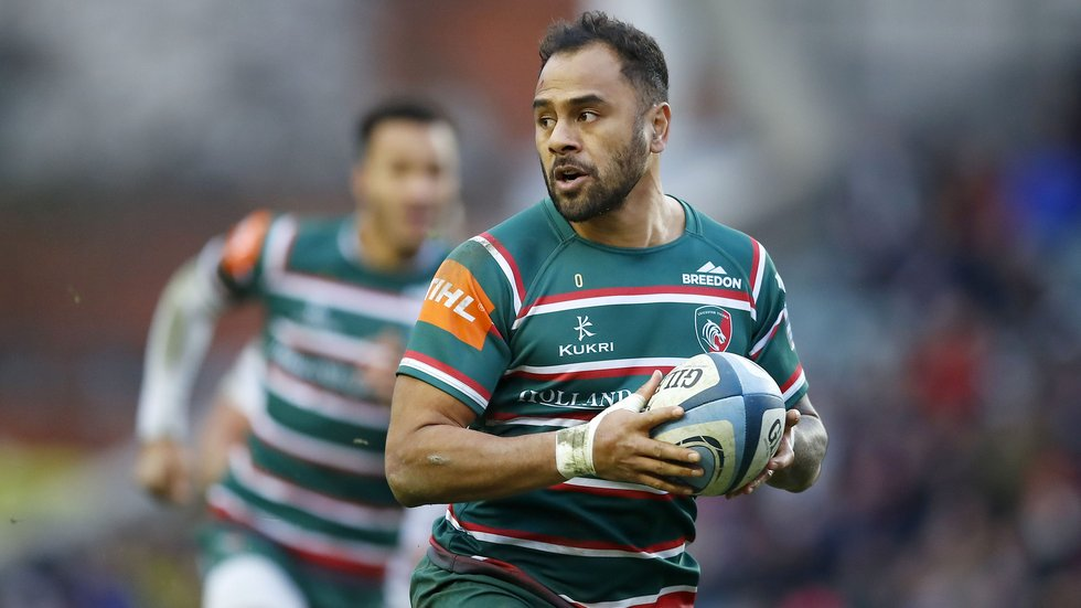 Telusa Veainu is an elusive runner playing at full-back or on the wing