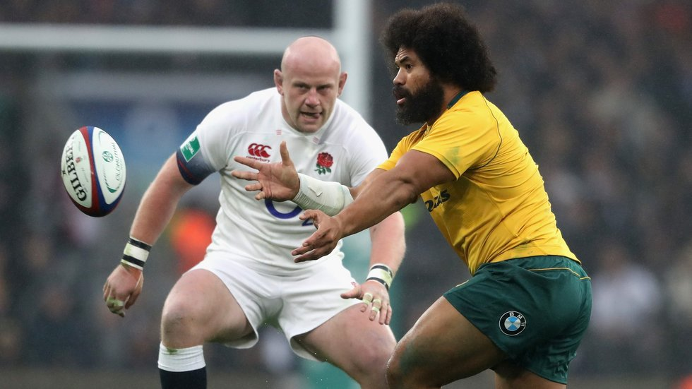 Dan Cole has started both autumn matches in the series so far