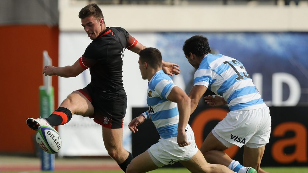Scrum-half Ben White has played a central part in England's progress to the Under-20s Final